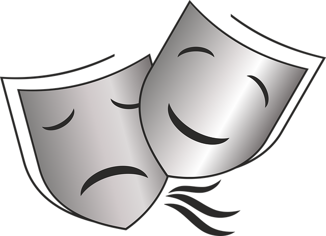 dvě masky