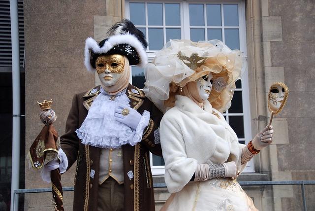 karneval kdysi