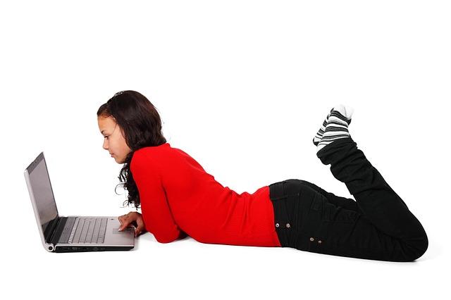 relaxace u internetu