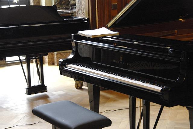 výběr piana