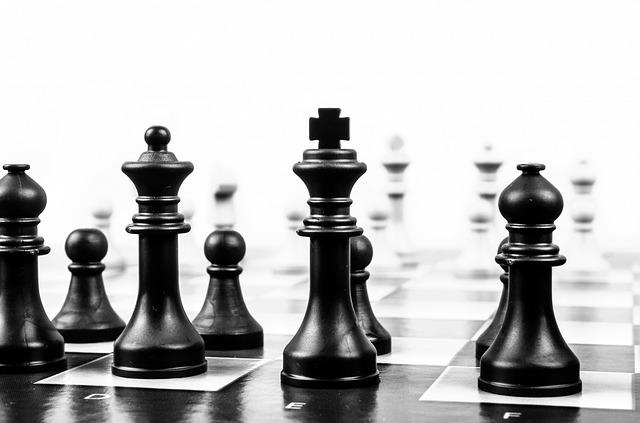 figurky na šachy
