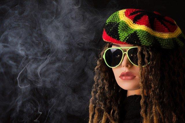 jamajská dívka