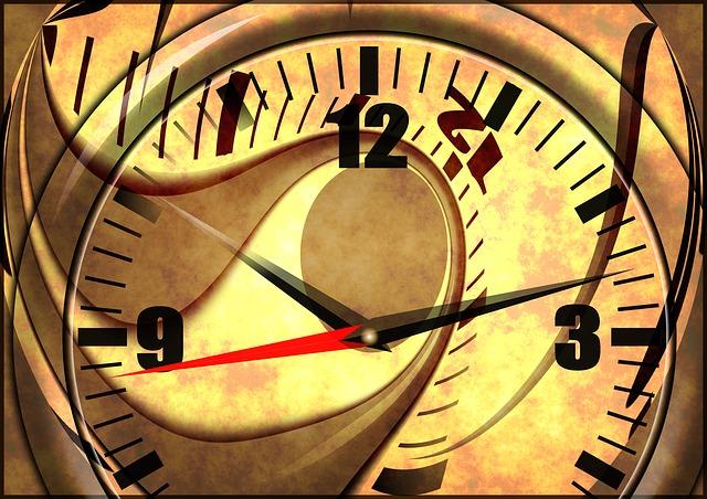 ručičkové hodiny