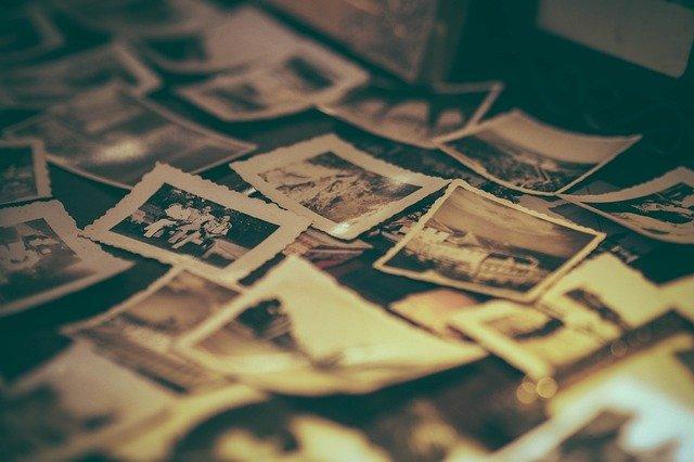 antické fotky