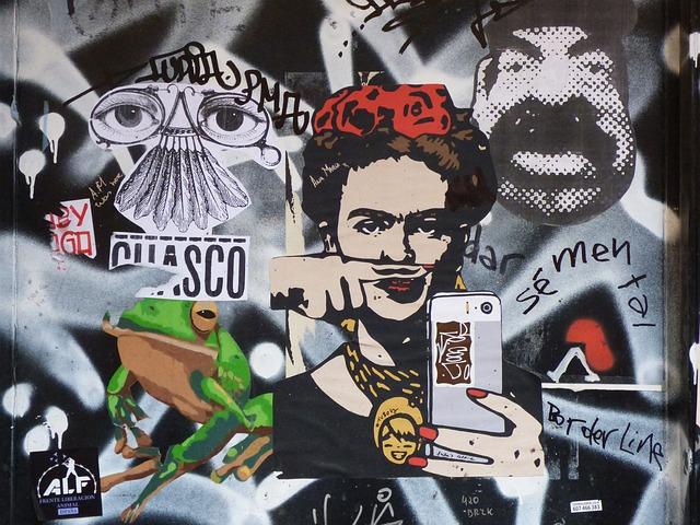 městská umění