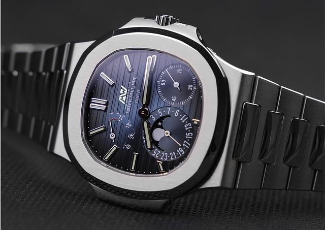 stylové drahé hodinky