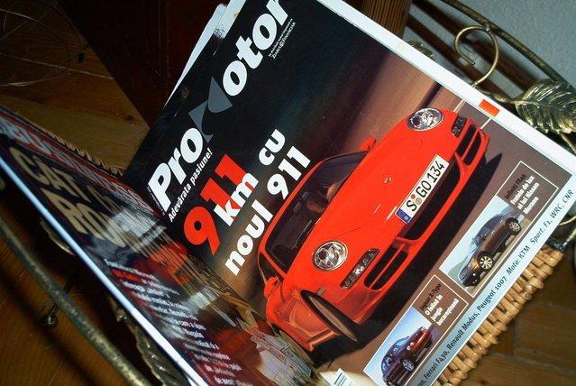 časopis o autech