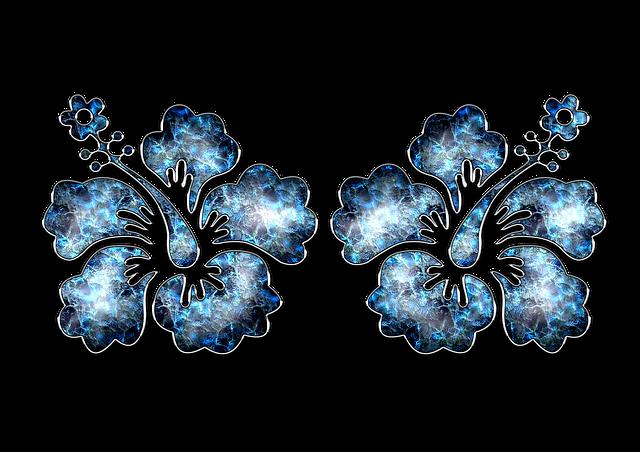 Dekorativní ornament ve tvaru brože