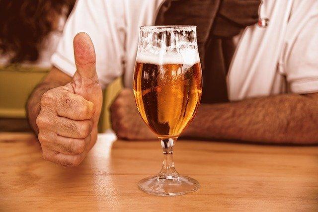 Lahodné pivo